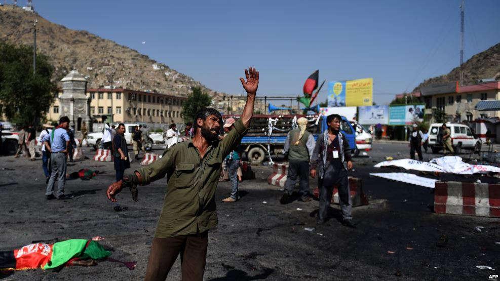سازمانده داعشی حملات تروریستی دهمزنگ و مسجد باقرالعلوم کابل کشته شد | خبرگزاری شیعیان افغانستان | Afghanistan - Shia News Agency
