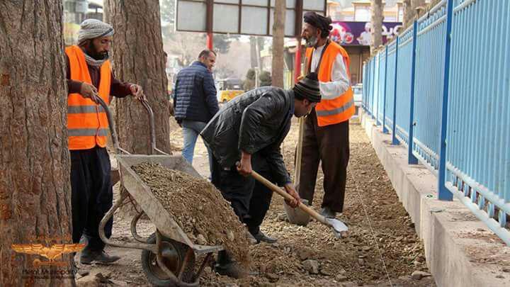 سرپرست شاروالی هرات: اداره شاروالی مصمم به اجرای درست و معیاری ...