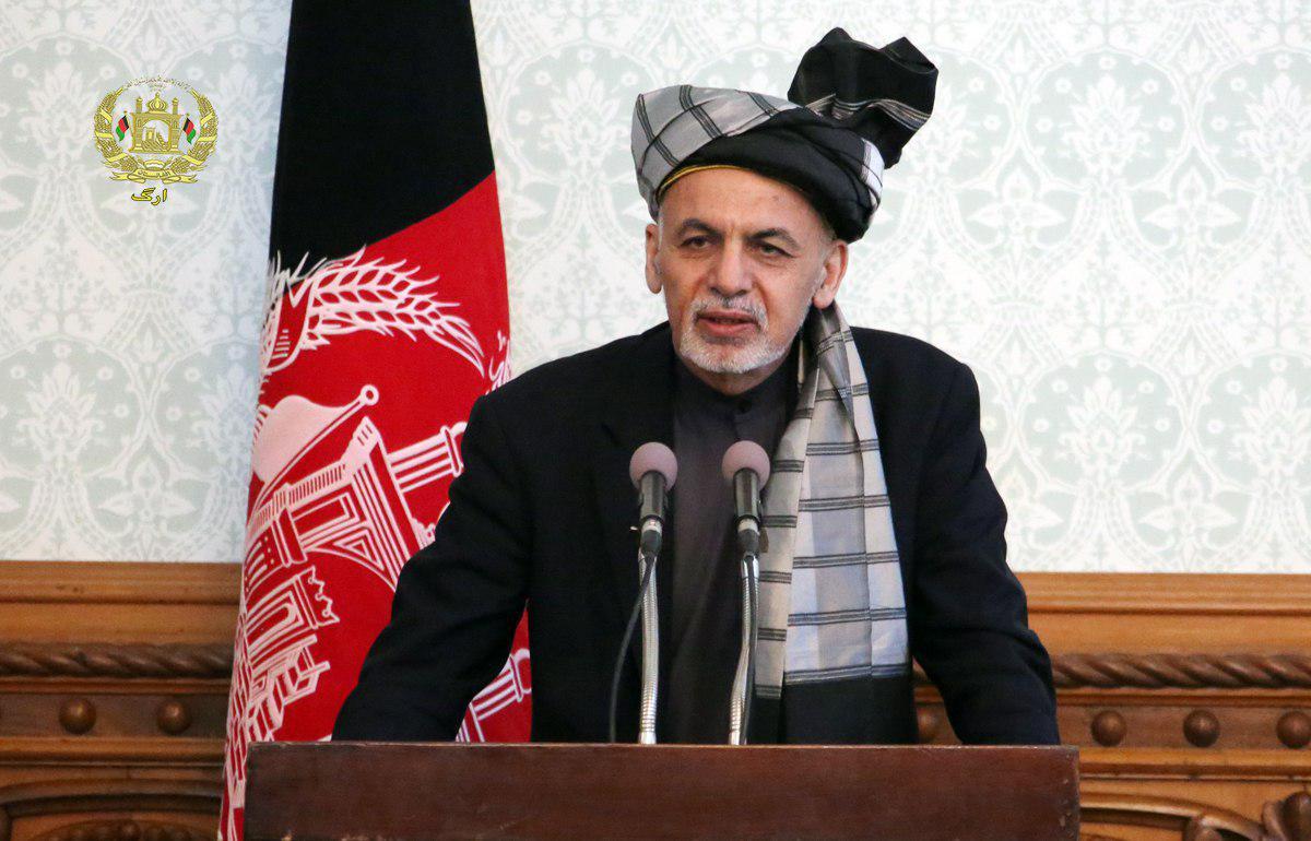 اشرف غنی رئیس جمهور افغانستان، قومگرایی میکند و این یعنی دشمنی با جمهوریت.