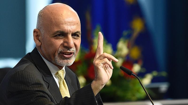 غنی شرط و شروط خود برای مصالحه با طالبان را اعلام کرد
