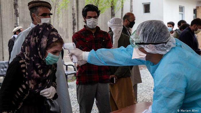 آخرین وضعیت کرونا در افغانستان؛ شناسایی ۲۳ بیمار جدید در ...